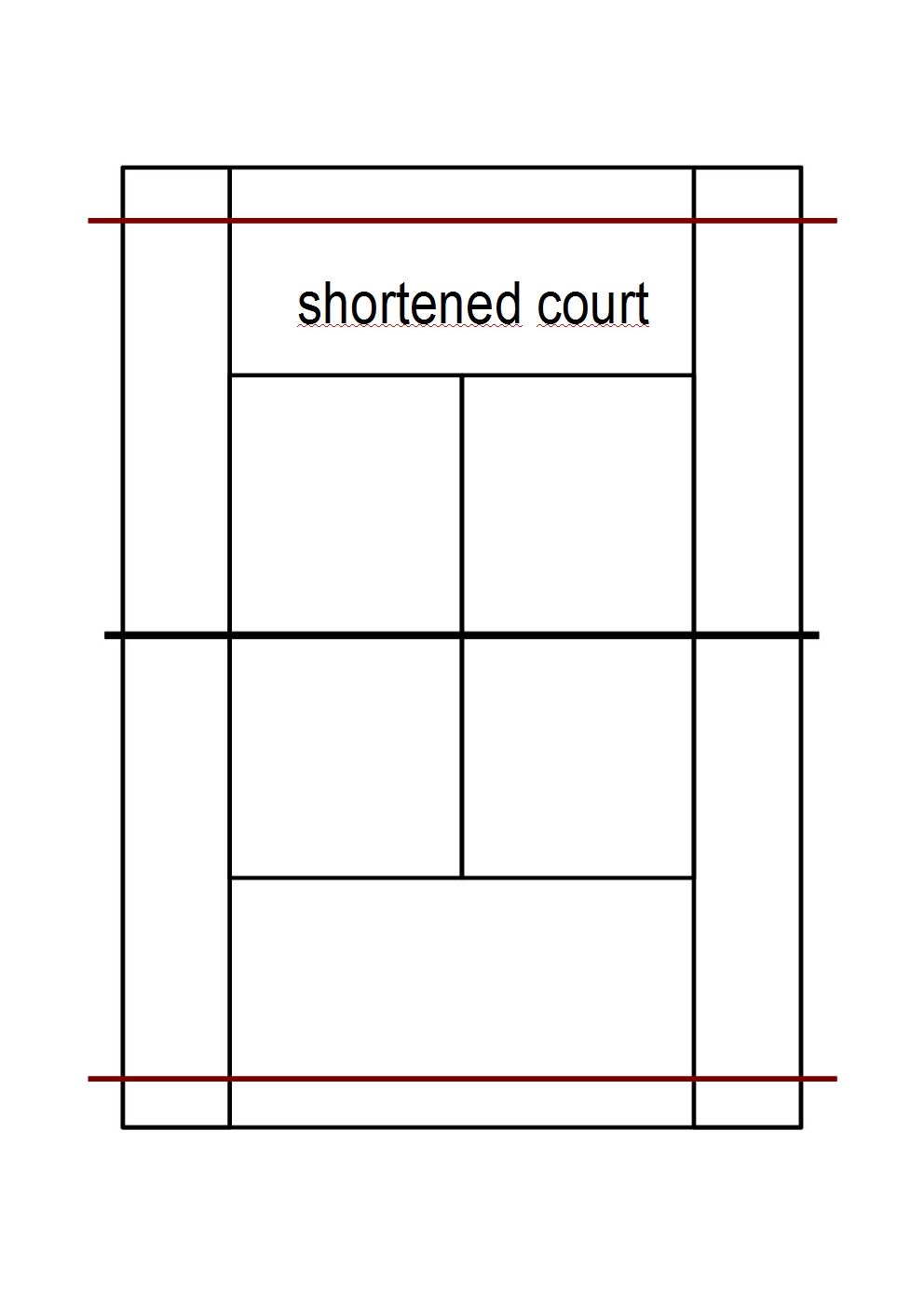 shortened_court
