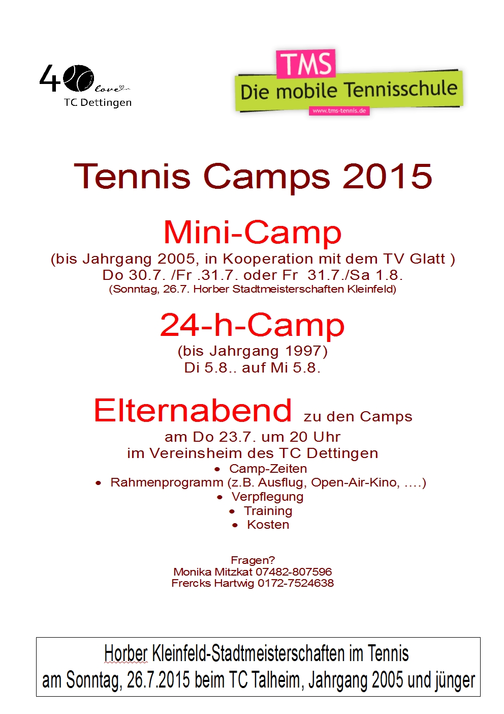 tcd camp 2015 A4