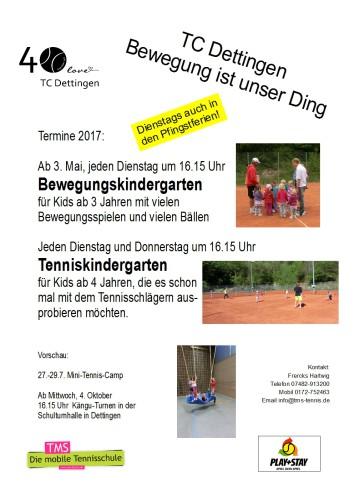 Kängu Sommer 2017