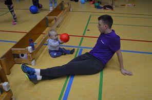 Bewegungsspiele für die Kleinsten